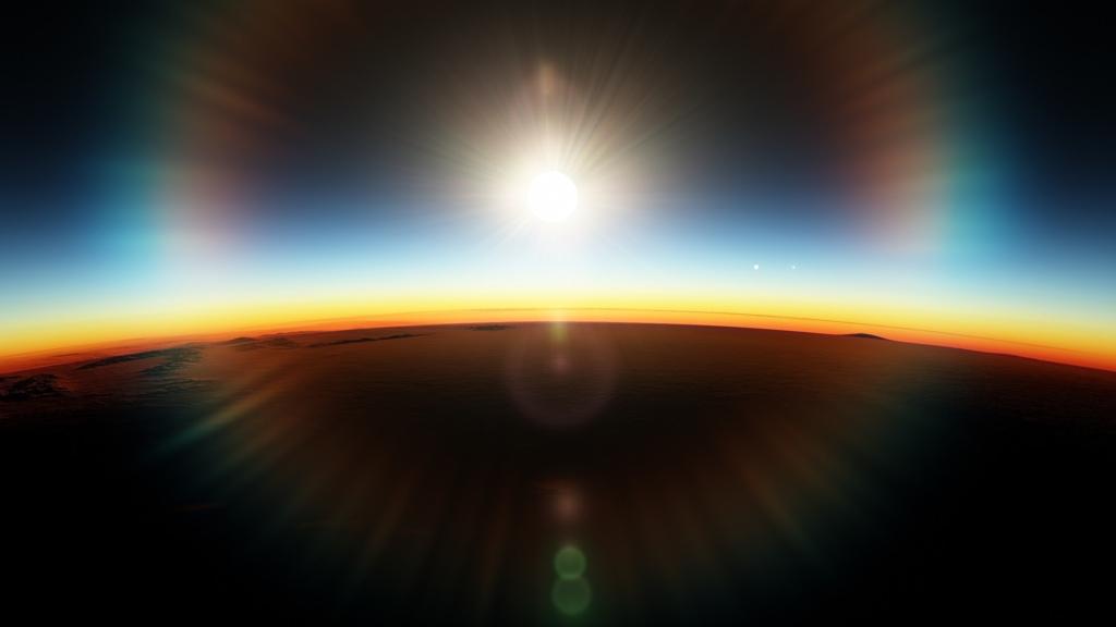 Kosmische Strahlen | Adobestock 415669156 | Foto: Andrei - stock.adobe.com
