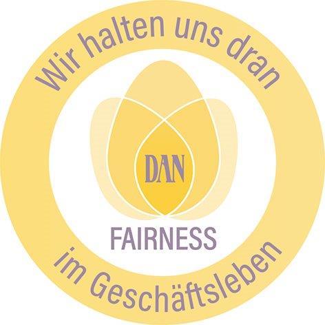 DAN Fairness Logo