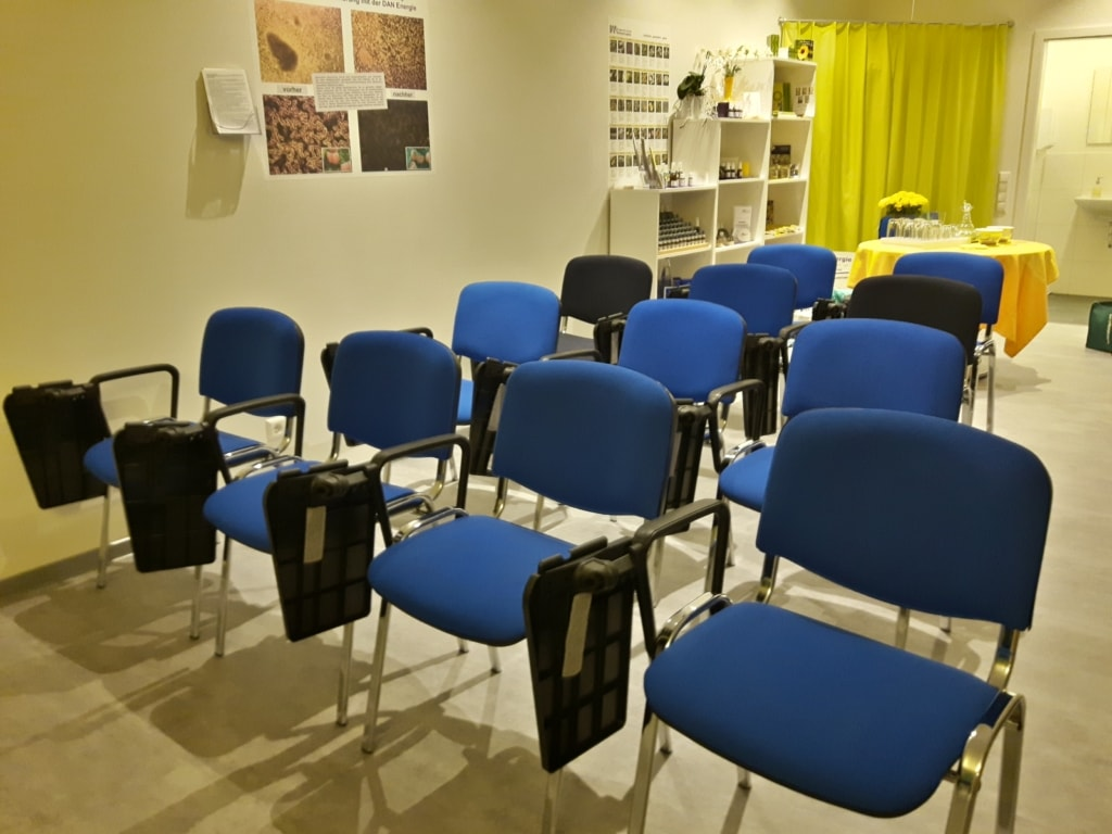 Seminarraum | DAN Forum auf den Fildern Leinfelden-Echterdingen